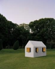 Chameleon Cabin, Mattias Lind + White Arkitekter.