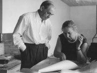 Elissa y Alvar Aalto