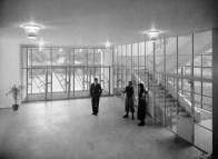 Aino y Alvar Aalto con Aarne Erve
