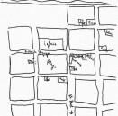Mapa de Santa María de Juan Carlos Onetti