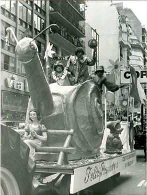 Carlos Fraga, Avenida Santa Fe 1986