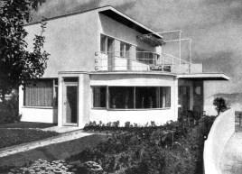 Urbanización Weissenhof, Hans Scharoun