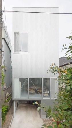 Kazujo Sejima, Casa Tsuchihashi