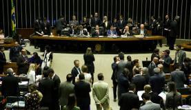 Plenário aprova MP sobre regularização de débitos não tributários; faltam destaques