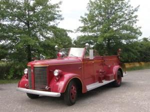 1946 American LaFrance Fire Truck