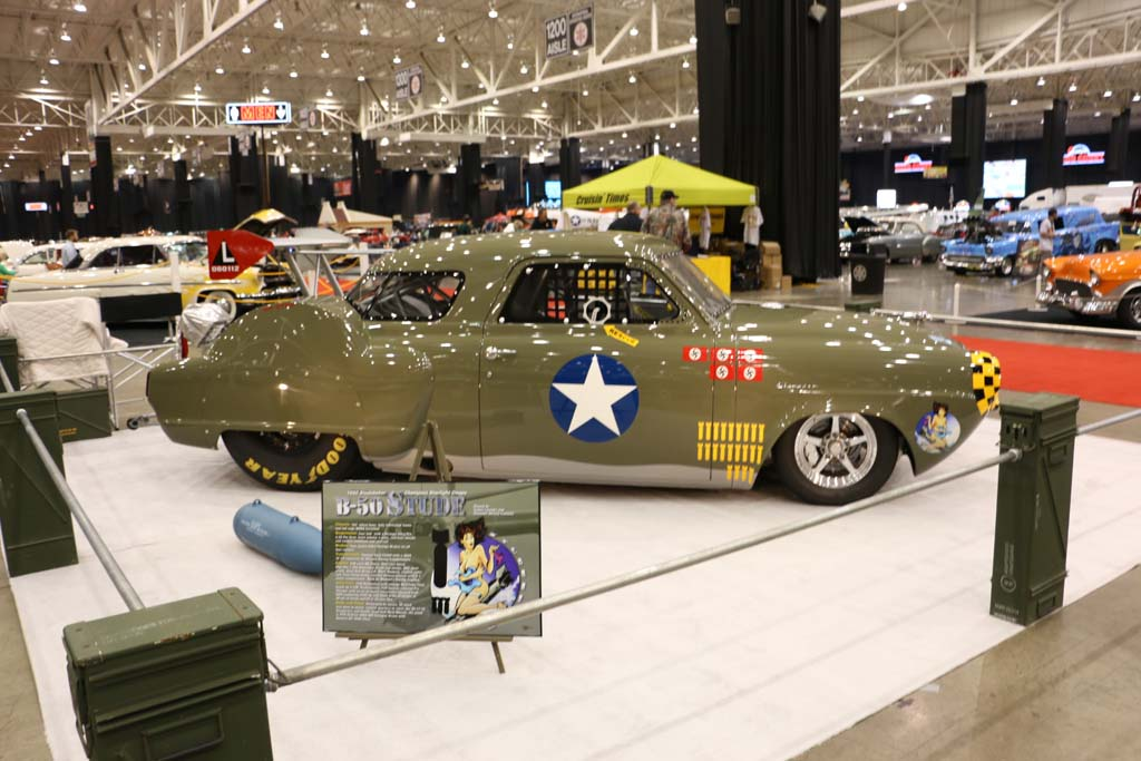 51st Cleveland IX Piston Powered Auto-Rama