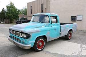 1960 Dodge truck