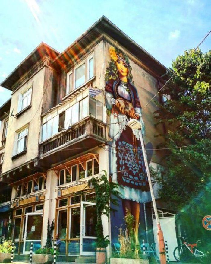 panadería en Sofía