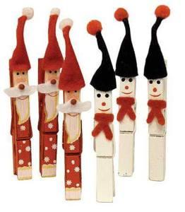 taller infantil personajes navideños