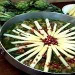 Menestra tudelana: del huerto a la mesa