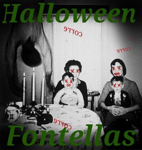 Fonellas halloween Calles del terror