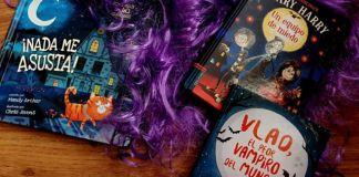 libros halloween, edelvives, nada me asusta
