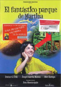 el fantastico parque de Martina en Valtierra