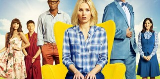 Serie The Good Place en Series de Netflix para ver con niños de 8 a 12 años