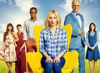 Serie The Good Place en Series de Netflix para ver con niños de 8 a 12 años