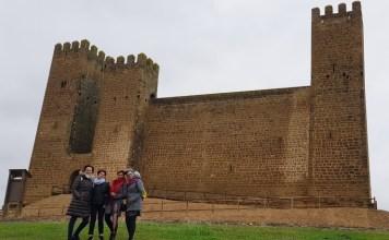 Castillo de Sádaba Se Me Cae la Casa Encima