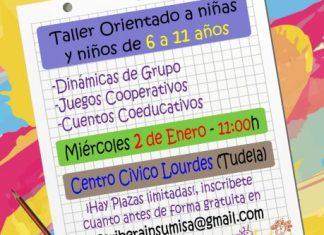Taller de igualdad de género en Tudela