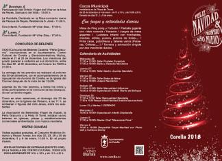 Navidad 2018 en Corella