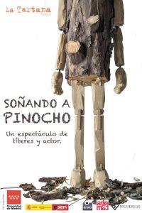 Soñando a Pinocho, teatro familiar en Calahorra