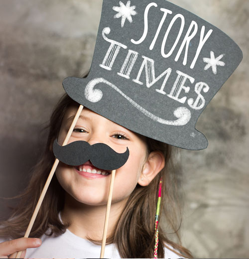 Story times Kids and us tudela