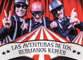 Cartel Aventuras hermanos Kepler en Soria