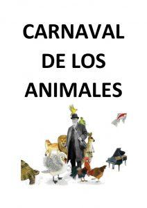 Carnaval animales pamplona