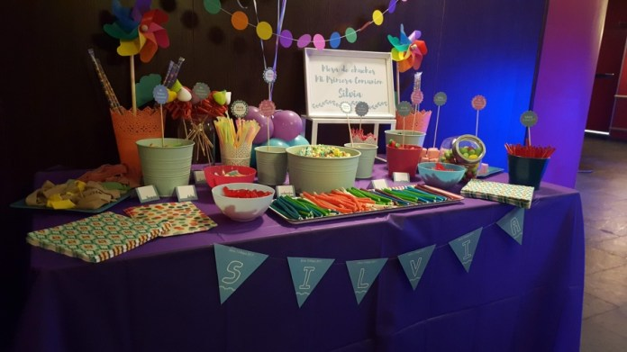 Candy Bar Tudela