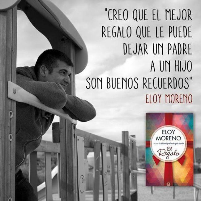 Eloy Moreno, Lo que encontré bajo el sofá