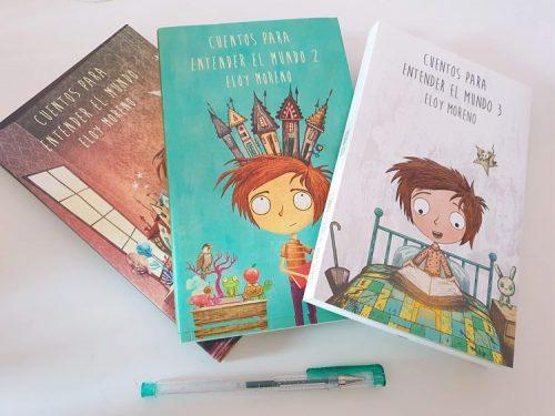 Los 7 Libros De Eloy Moreno Para Toda La Familia Se Me Cae La Casa Encima