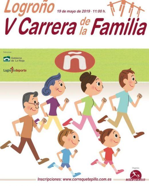 V CARRERA DE LA FAMILIA LOGROÑO