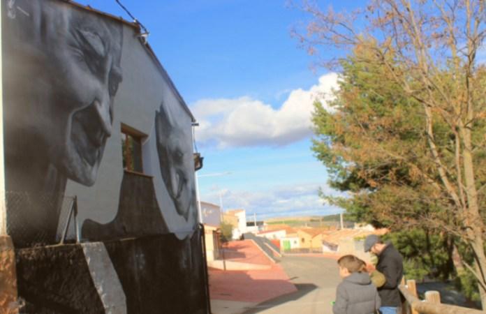 Arte urbano de Torrellas