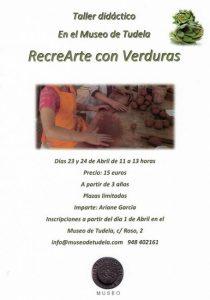 RECREARTE CON VERDURAS