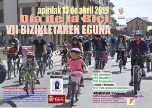 VII Día de la Bicicleta en Tafalla