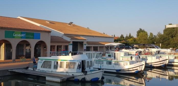 Base Locaboat Argens