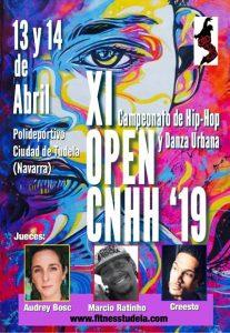 XI Open CNHH'19 Tudela