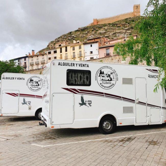 Caravanas Tudela Caravaning Albarracín