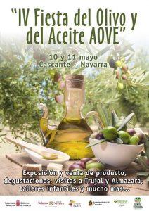 IV fiesta del olivo y del aceite Aove