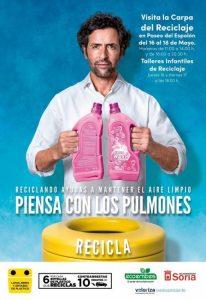 Reciclaje en Soria 2019