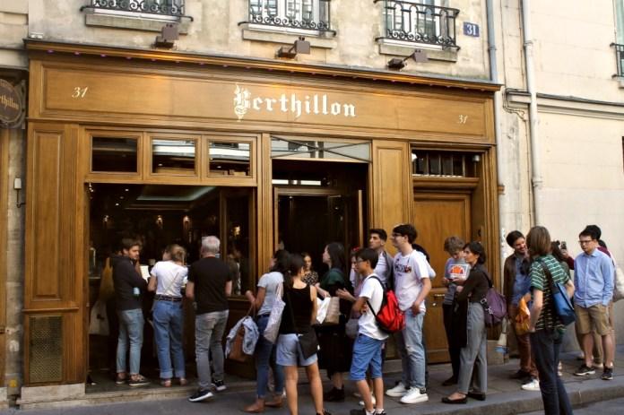 Visitar Paris con adolescentes helado