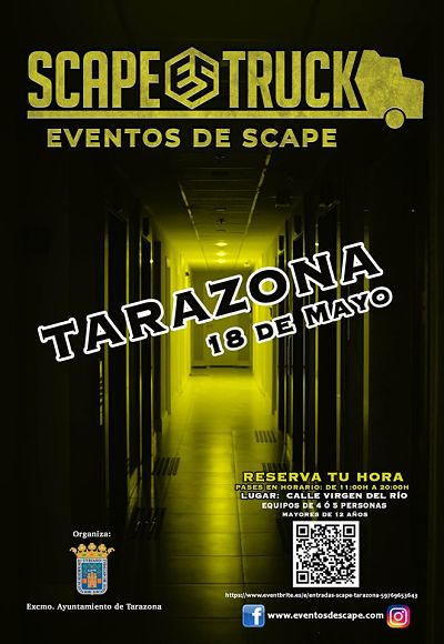 scape truck, Tarazona