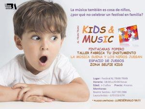 Al tran tran Kids & Music 2019