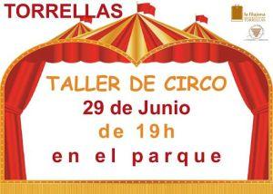 torrellas, taller circo