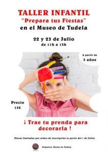 prepara tus fiestas,Museo de Tudela