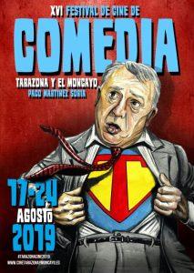 Festival de cine de comedia 2019 en Tarazona
