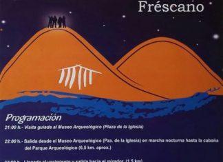 VIII Marcha Nocturna & Visionado de Estrellas Frescano