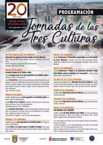 XX jornadas de las tres culturas en Tudela