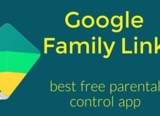 app control parental