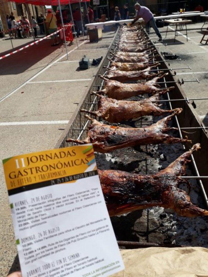 Jornadas de trashumancia y gastronomía en Fitero
