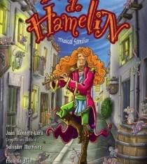 Musical El Fflautista de Hamelín en Ribaforada