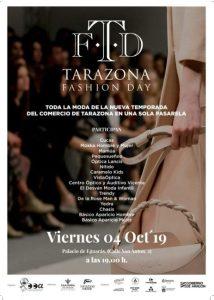 Desfile de moda en Tarazona